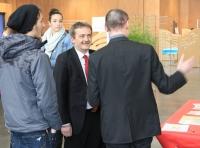 Forum de l'emploi à Calais