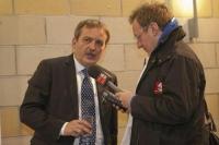 Voeux de Cap Calaisis, Interview du Président Philippe Blet