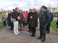 Dans le quartier du Fort Nieulay Calais