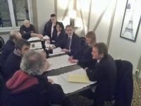 Conférence de presse du MRC Calais