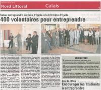 Salon Entreprendre à Calais