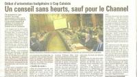 Conseil Communautaire de Cap Calaisis