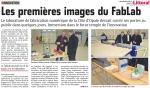 Visite du FabLab de Calais